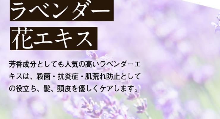 ラベンダー花エキス